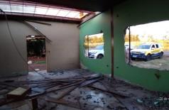 Paranaenses são presos depois de desmontar e roubar casa em Dourados