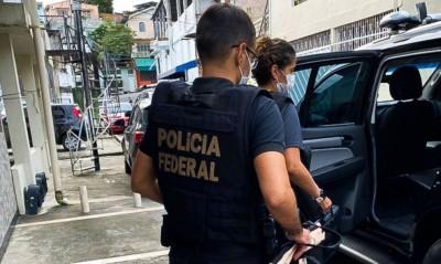 Investigações da Operação Cash Box começaram no ano passado (Foto: Divulgação/PF-AM)