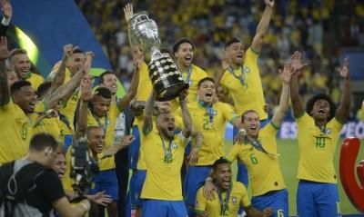 Depois de ser campeão em casa em 2019, país será sede novamente (Foto: Fernando Frazão/Agência Brasil)