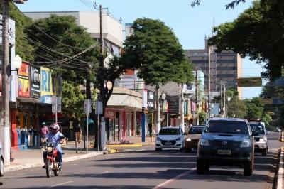 Decreto municipal estabeleceu o lockdown para tentar conter o avanço da pandemia de Covid-19 em Dourados (Foto: Divulgação/Prefeitura)