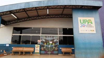 Pacientes que serão transferidos atualmente estão na UPA (Foto: Divulgação/Prefeitura)