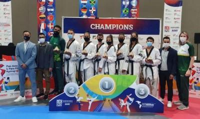 Foto: CBTKD/Divulgação