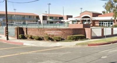 St. James Catholic School, em Torrance, CalifórniaSt. James Catholic School, em Torrance, Califórnia (Foto: Reprodução/Google Street View)