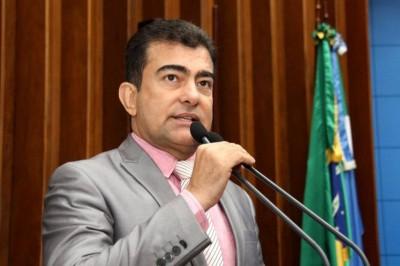 Marçal é coordenador da Frente Parlamentar em Defesa da Mulher na Assembleia Legislativa