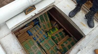 Droga seria entregue em Dourados; Foto: Divulgação/PMR