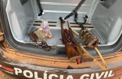 Foto: Assessoria/Polícia Civil