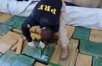 Douradenses são presos com mais de 5 toneladas de maconha em São Paulo
