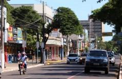 Dourados está em alerta de grande perigo por causa da baixa umidade relativa do ar (Foto: Divulgação/Prefeitura)