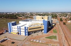 Foto destaque: Seinfra (Hospital Regional de Três Lagoas)