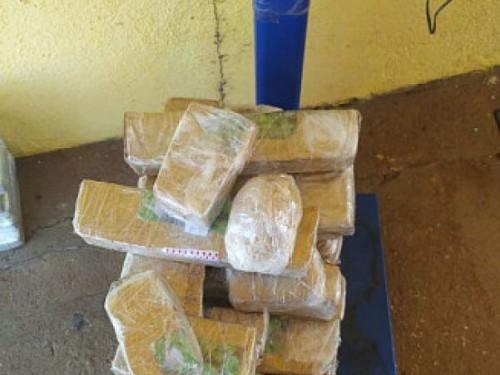 Droga seria entregue na cidade de Paranaíba; Foto: Divulgação