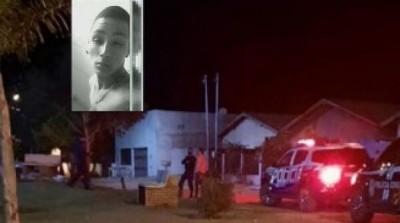 Jovem de 21 anos é executado na praça de Antônio João