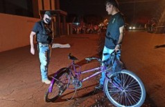 Ciclista morre após colisão com moto em Dourados