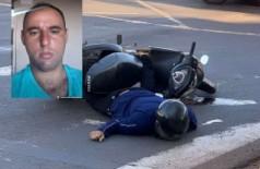 Homem é assassinado em frente à Prefeitura de Ponta Porã