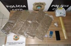 Polícia Civil prende mulher que negociava drogas via WhatsApp em Dourados