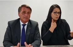 Foto: Facebook/Jair Bolsonaro
