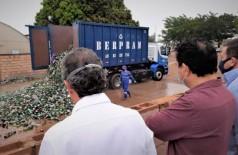 Governo viabiliza coleta de vidro e logística reversa de embalagens atinge novo patamar em MS