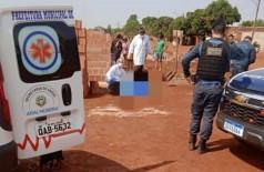 Pedreiro é assassinado com mais de 10 tiros em Aral Moreira