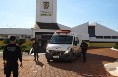 Além da custódia, servidores penitenciários também desempenham o transporte, escolta, intervenção prisional e vigilância de muralhas (Foto: Divulgação/Agepen)