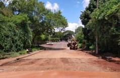 A via ficará parcialmente interditada a partir desta quinta-feira (Foto: Divulgação/Prefeitura de Dourados)