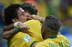 Brasil vence Camarões e enfrentará o Chile nas oitavas