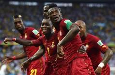 Após ameaça de boicote, governo de Gana envia premiação à seleção