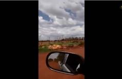 Você na Redação: Douradense reclama de lixo em estrada do município