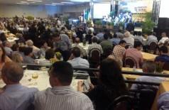 Reinaldo Azambuja participa de posse de diretoria do Sindicato Rural de Dourados
