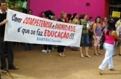Depois de greve é aprovado piso salarial para 20 horas de professores de Dourados