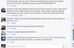 Deputado Geraldo Resende discute com eleitores em rede social