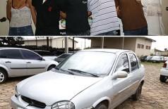 Seis usuários de drogas são presos por latrocínio de 'colega' na Cachoeira do Inferninho