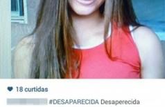 Adolescente de 13 anos sai para promover novena e desaparece