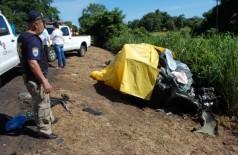 Acidente na BR-163 matou casal e deixou 2 irmãos em estado gravíssimo