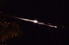 VÍDEO: Chuva de meteoros surpreende sul-mato-grossenses