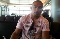 Diego Brandão negocia volta breve ao octógono do UFC (Luis Fernando Coutinho)