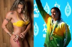 Rebeca Gusmão mudou muito em quase oito anos após o Pan-Americano (Reprodução)