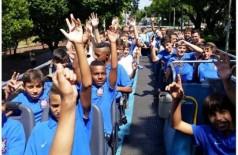 A delegação do Corinthians já chegou à Capital (Reprodução)