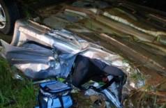 Duas pessoas morrem em acidente na rodovia MS-141