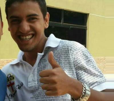 Jovem Romário morreu aos 21 anos, após acidente de trânsito em Dourados (Reprodução)