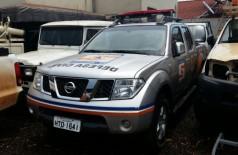 Em período de alerta, Defesa Civil de Dourados tem viatura há quatro meses em oficina