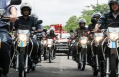 Polícia Militar de Dourados recebe 21 viaturas e 276 coletes balísticos