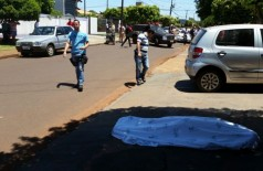 Identificado homem assassinado após tentar fugir de suspeitos em carro; vídeo