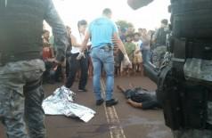 Adolescente de 17 anos é assassinado com facada no peito em rodovia que liga Dourados a Itaporã