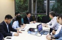 Província chinesa sugere  parceria de negócios com Estado
