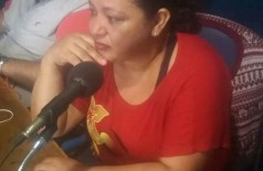 Noemia Macedo Cardena, de 44 anos. ((Foto: Karol Chicoski))