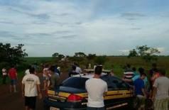 Índios fecham rodovia para protestar contra falta de água em aldeia