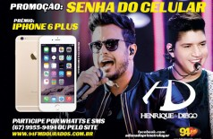 Banner: Promoção Senha do Celular