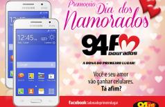 Banner: Dia dos Namorados 94 FM