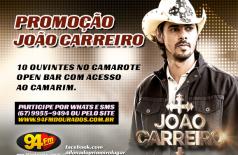 Banner: Promoção João Carreiro