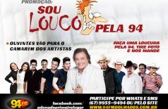 Banner: Promoção Loucos Pela 94