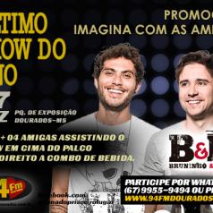 Banner: Promoção Imagina Com as Amigas